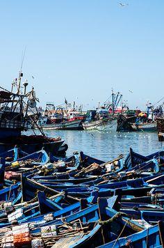 Port of Essaouira (Morocco)