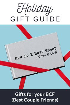 gifts for your bcf best couple friends
