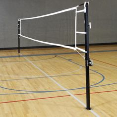 Indoor Volleyball Court-Parquet Flooring | Sports Playgrounds ...