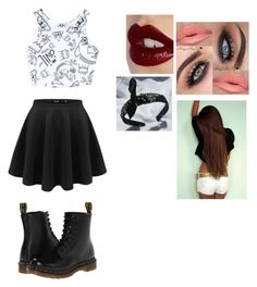 """date"" by fifthharmony888 on Polyvore"