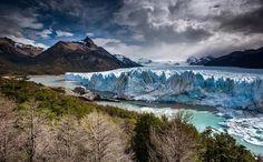 Un Viaje Fotográfico Por La Patagonia El glaciar Perito Moreno