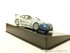 merceds benz clk dtm 2000 dumbreck auto art escala 1-43 (6)