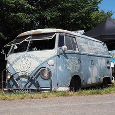 ♠ Volkswagen Bus, Vw T1, Transporter Van, Vw Camping, Combi Vw, Vw Vans, Vintage Vans, Campervan, Dream Cars