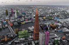 Amazon.com: Pyramid London Color Splash Poster Print: Home & Kitchen