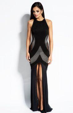 60dd5bfa62 Dursi Michelle sukienka srebrna - Sukienki damskie Dursi - Modne sukienki -  Sukienki na sylwestra - Sukienki wieczorowe - DURSI - Sklep