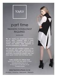 resume for fashion stylist