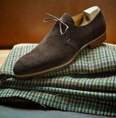 Saint Crispins + The Armoury – London Trunk Show – The Shoe Snob Blog