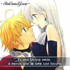 Es una locura #ShuOumaGcrow #Anime #Frases_anime #frases