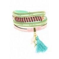 Stapel armband Starry (div. kleuren)