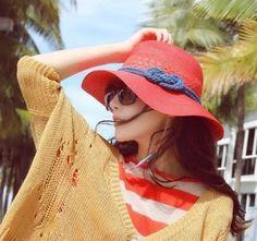 Summer Hats For Women, Caps For Women, Hip Hop Women, Hat World, Sun Protection Hat, Summer Trends, Clothes For Women, Summer Beach, Beach Fashion