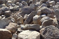 Indian Hill Boulders