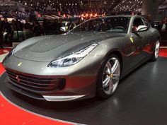 2016 Geneva Motor Show Live: Ferrari Raises The Stakes With California T HS Package & GTC4Lusso Lamborghini Centenario may be the center of the universe at the Geneva Auto Show this year, but Ferrari doesn't accept the second place. Ferrari came with two surprises to Geneva:GTC4Lusso and HS Package for California T. The clients choosing the HS package will get a faster speed shift,...
