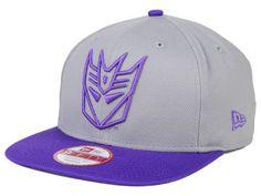 Transformers Decepticon Off Liner 9FIFTY Snapback Cap Hats Nba Hats 66b62ef620a