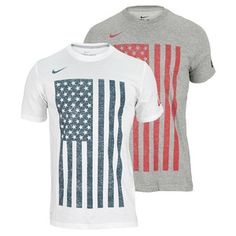 5999ef3946386 Show support for the 2014 Winter Olympics in the Nike Mens USA Graphic  Dri-Fit