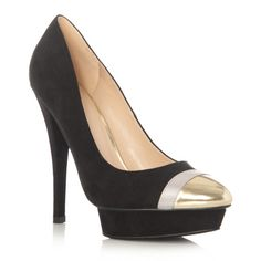 I wanted to delve into the cap toe trend and these pumps already fit into my wardrobe!