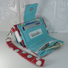 The Errand Runner Cell Phone Wallet Wristlet Felicity