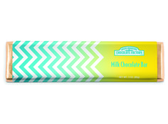 RMCF Spring Milk Candy Bar our 3 oz milk chocolate bar which is a perfect addition to baskets! #chevron