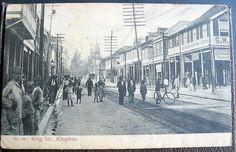 JAMAICA KING STREET KINGSTON 1900s