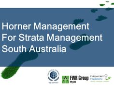 Independent Inspections: Horner Management - Strata Schemes Management Act ... http://iigi.com.au/services/strata-services/