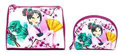 Disney Mulan 2 piece Dare To Dream Cosmetic Bag Set Disney http://www.amazon.com/dp/B0137D6G4K/ref=cm_sw_r_pi_dp_-68dwb0CT9TVQ
