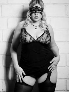 NEW FREE P/&P Ladies Plus Size  XXL Vintage Style Stockings Black