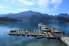 Beautiful Taiwan - Sun Moon Lake 日月潭