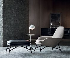 Poltrona Prince by minotti Lounge Design, Chair Design, Lounges, Luxury Furniture, Furniture Design, Rustic Furniture, Minotti Furniture, Modern Furniture, Outdoor Furniture