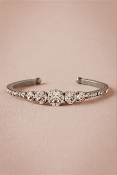 Mizar Crystal Cuff from BHLDN