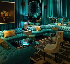 The Den, Ivy, Sydney... these are the couches I want!