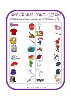 Centro Deusto de Psicopedagogía y Logopedia: CONCIENCIA FONOLÓGICA