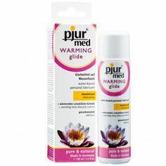 pjur MED Warming. Vannbasert glidemiddel fra en av verdens største og beste produsenter. Varmende effekt. Skånsomt og mildt. http://www.esensual.no/glidemiddel-med-warming-glide-pjur/