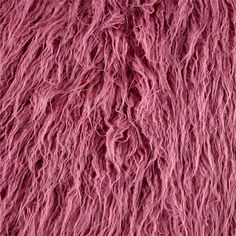 From Shannon Fabrics, this soft faux fur fabric has a 4'' long lustrous pile. It's perfect for stuffed animals, costumes, faux fur jackets and vests, pillows, accessories, and throws.