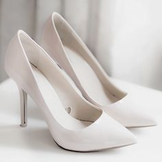 because these shoes are prim and proper like you