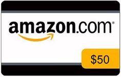 Win $50 Amazon Gift Card!