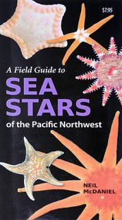 A Field Guide to Sea Stars of the Pacific Northwest: Sea stars are amongst the most common and conspicuous invertebrates that thrive in the rich waters of the Pacific Northwest, from northern California to southeast Alaska. Worldwide there are more than 2,000 different species, but no other temperate region has a greater variety and abundance of these colourful and often very large echinoderms, which are closely related to sea urchins, sea cucumbers, brittle stars and feather stars.