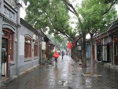 Beijing Hutong .. #alleys #streets