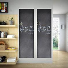 Vinyl Blackboard Wall Sticker Chalkboard 200 cm x 43cm