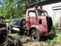 1939 ford coe truck(I wonder if the pickup shell is included?).