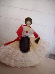 Corn Husk Doll Corn Husk Dolls, Elf On The Shelf, Holiday Decor, Crafts, Color, Manualidades, Colour, Handmade Crafts, Craft