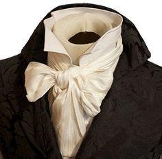 Elegantascot Men's Handmade Regency Cravat Pure Dupioni S... https://www.amazon.com/dp/B01BI6QK2G/ref=cm_sw_r_pi_dp_FKeMxbMZDM8YC
