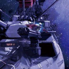 Space Battleship Yamato 2199 / Uchū Senkan Yamato 2199 Illustrations by Kia Asamiya / Michitaka Kikuchi