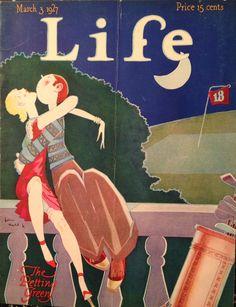 Vintage Frau Golfer Bart Forbes Kunstdruck Sport Golf