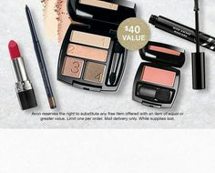 Free Holiday Glam 5-Piece Set with your order of $50. Expires midnight ET, 11/16/16. Mail delivery only. Use Code: GETGLAM SHOP NOW». Visit my Avon eStore to place your orders, https://lbutler6059.avonrepresentative.com