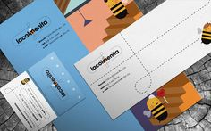 "Proyecto de Identidad Visual para ""La Colmenita"" on Behance"