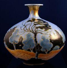 Amphora-Austria-Arts-&-Crafts-Scenic-Motif-Vase-433x440