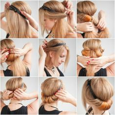 Diy Hairstyles 5 gorgeous diy hairstyle ideas to make you look stylish 5 Easy Diy Hairstyles That Only Look Complicated
