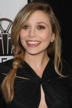 Elizabeth Olsen - LA Film Critics Association Awards, January 2012