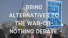 Spring Rising: An antiwar intervention March 18-21, 2015