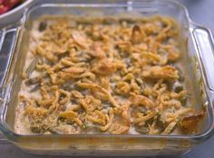 I actually like this recipe better than the old recipe for Green Bean Casserole. There is more flavor. I actually like this recipe better than the old recipe for Green Bean Casserole. There is more flavor. Ww Recipes, Cooking Recipes, Healthy Recipes, Recipies, Family Recipes, Healthy Meals, Vegetarian Meals, Light Recipes, Italian Recipes