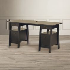 Found it at Wayfair - Atkinson Writing Desk by Three Posts, sale for $173
